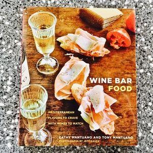 WINE BAR FOOD Cookbook